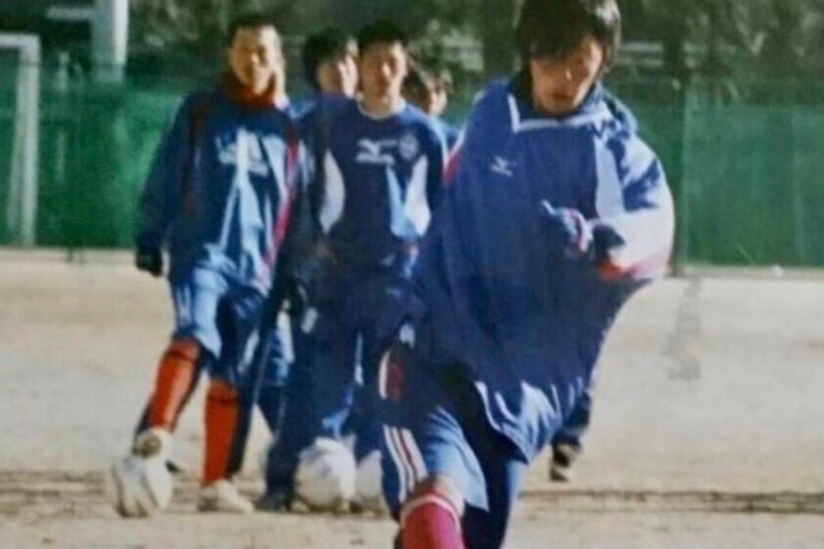 シュウペイ 麻布大附属淵野辺高校 サッカー部