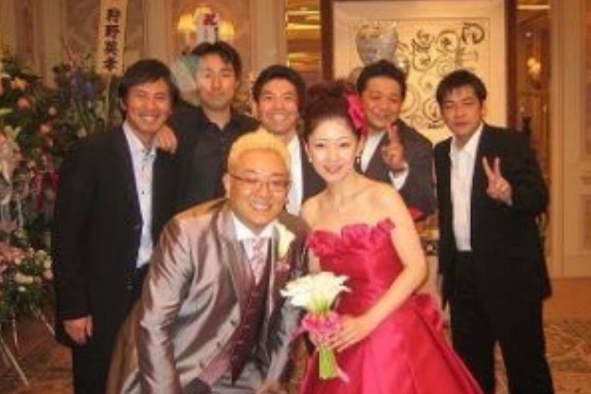 伊達みきお 熊谷麻衣子 結婚式